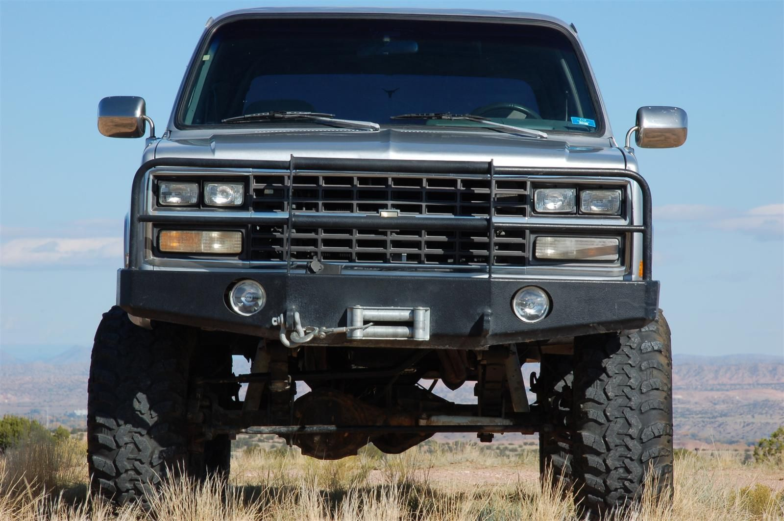 Customize Wincher In 2020 Winch Bumpers Lifted Chevy Trucks Chevy Trucks