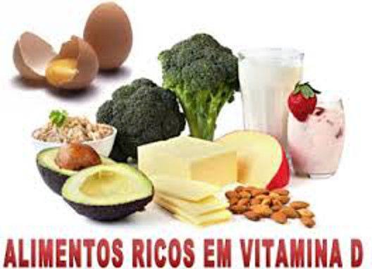 Quais frutas sao ricas em vitamina d