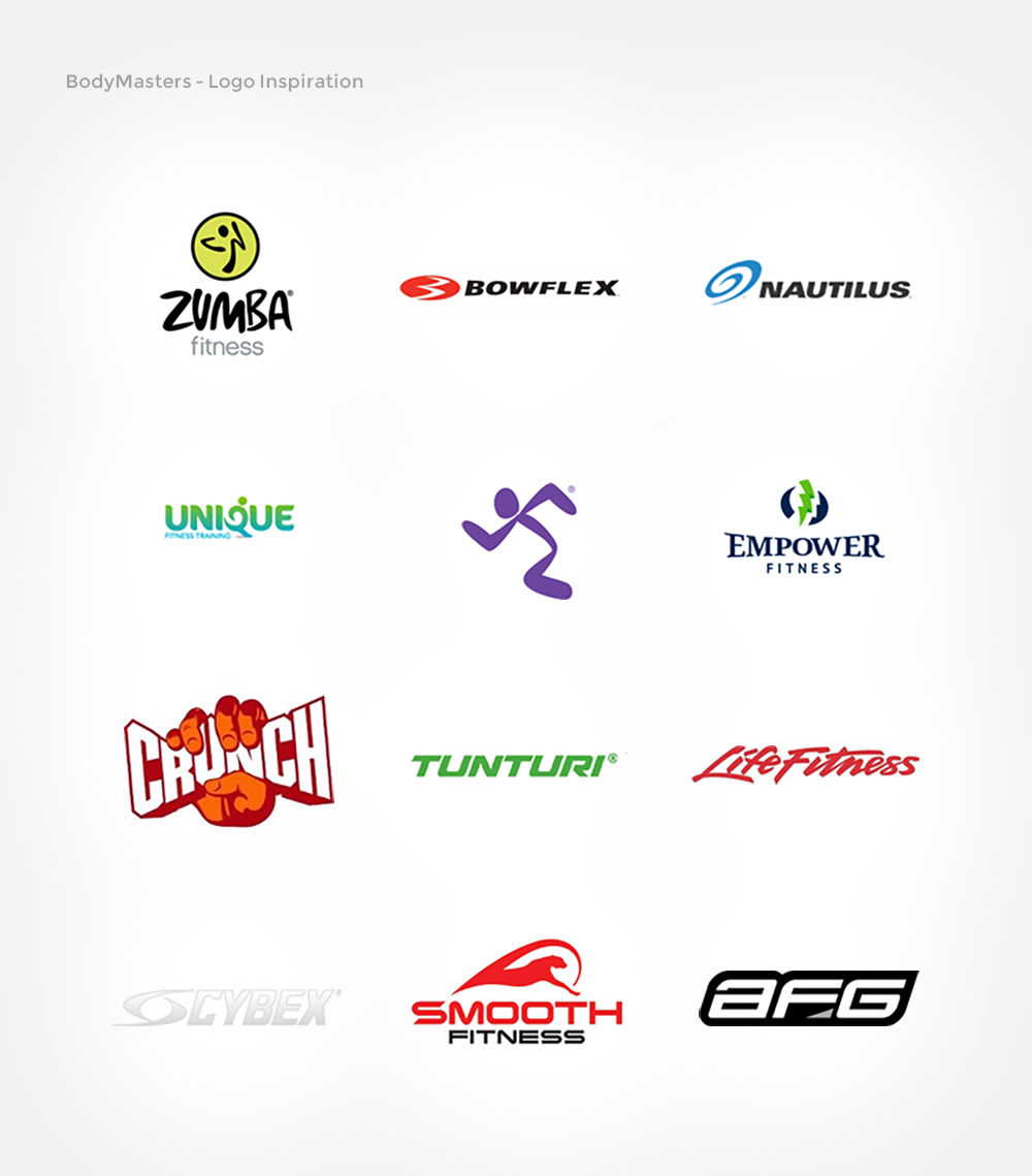 Bodymasters A Swole Lot Of Logo Exploration Pixelbrush Logos Logo Inspiration Logo Branding
