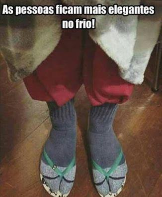 A Elegancia Do Pobre No Frio Humor Frases De Frio Engracadas Frases Sobre O Frio Engracado