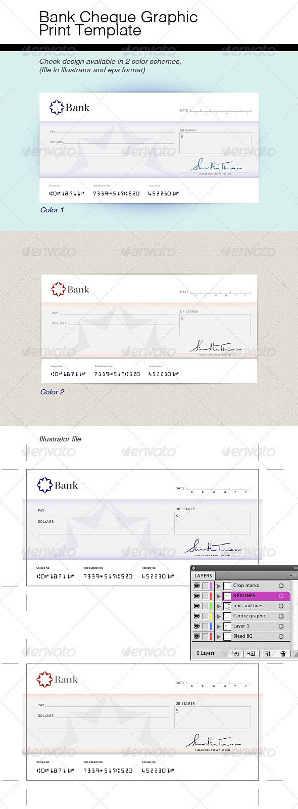 Pin by bashooka web graphic design on random design template bank check graphic print template vector eps cheque mock business available here cheaphphosting Choice Image