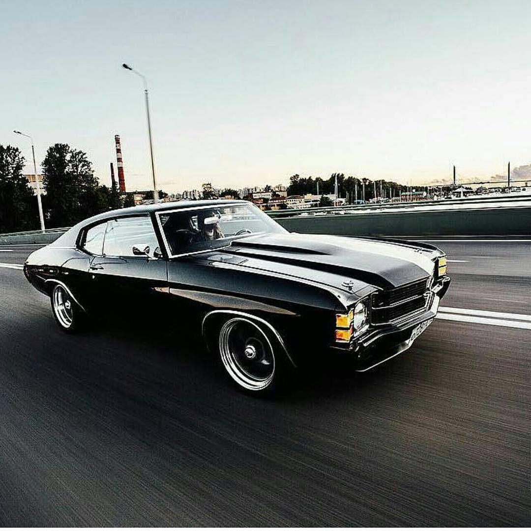 #BecauseSS Chevy 71 Chevelle Muscle Cars Chevrolet