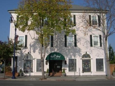 Benicia Ca Union Hotel United States North America Located In
