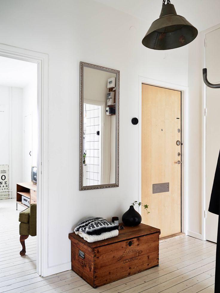5 astuces pour aménager son entrée Stone houses and House - amenager une entree de maison