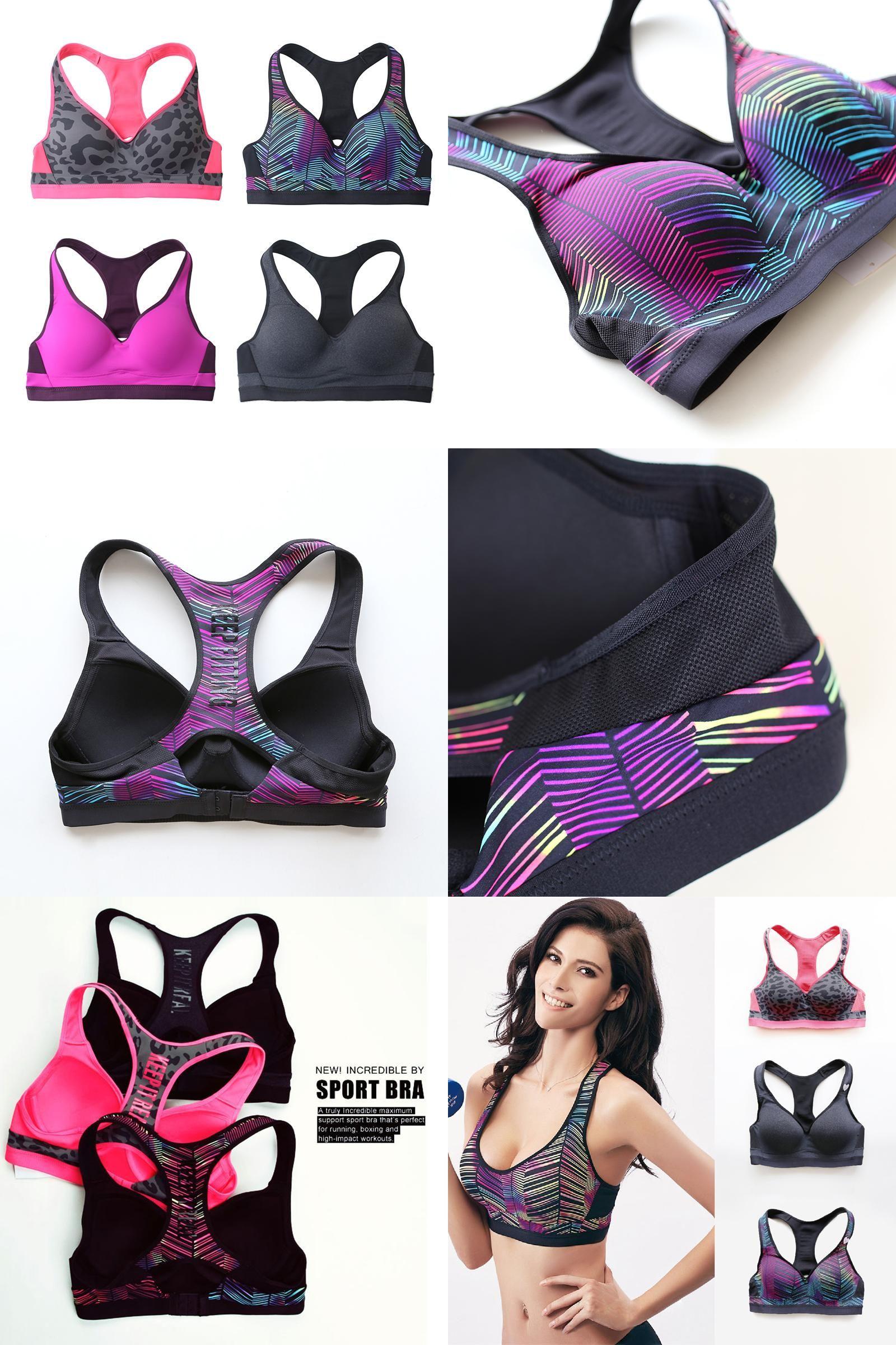 822c01f3f8317  Visit to Buy  Quick Dry Camo Sports Bra Women Summer Seamless Rims Sports  Brassiere