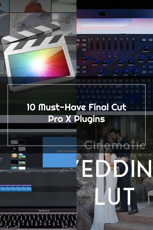 Pin On Final Cut Pro
