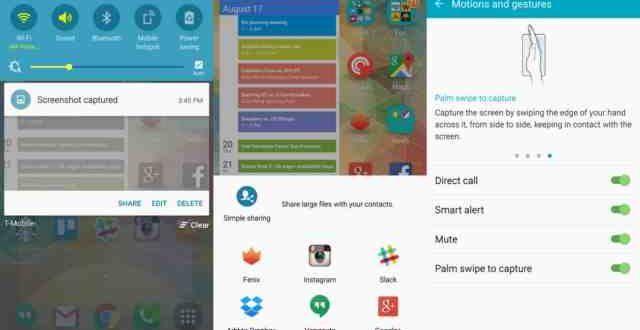 Huawei Honor 6X come fare Screenshot | Allmobileworld.it