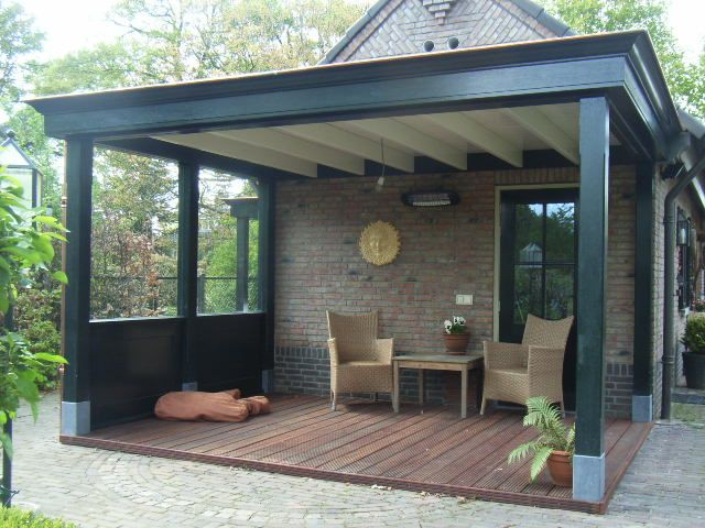 i wish i would ve thought to use our carport as a porch when we rh pinterest com