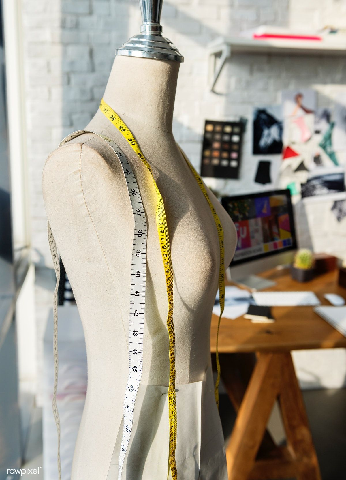 Fashion Design Mannequin Measurement Concept | premium image by rawpixel.com