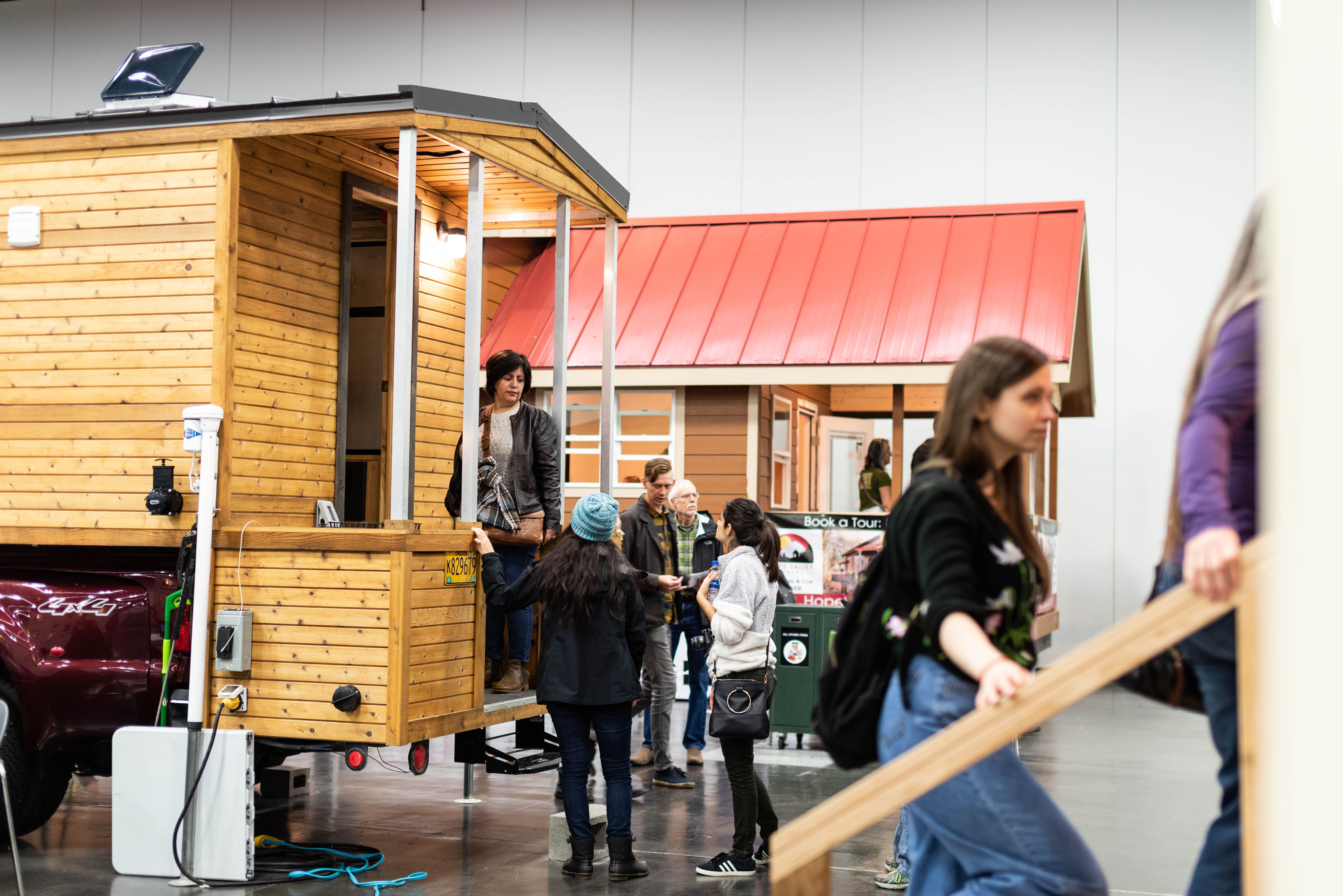 Pin By Tiny Smart House On Portland Great American Tiny