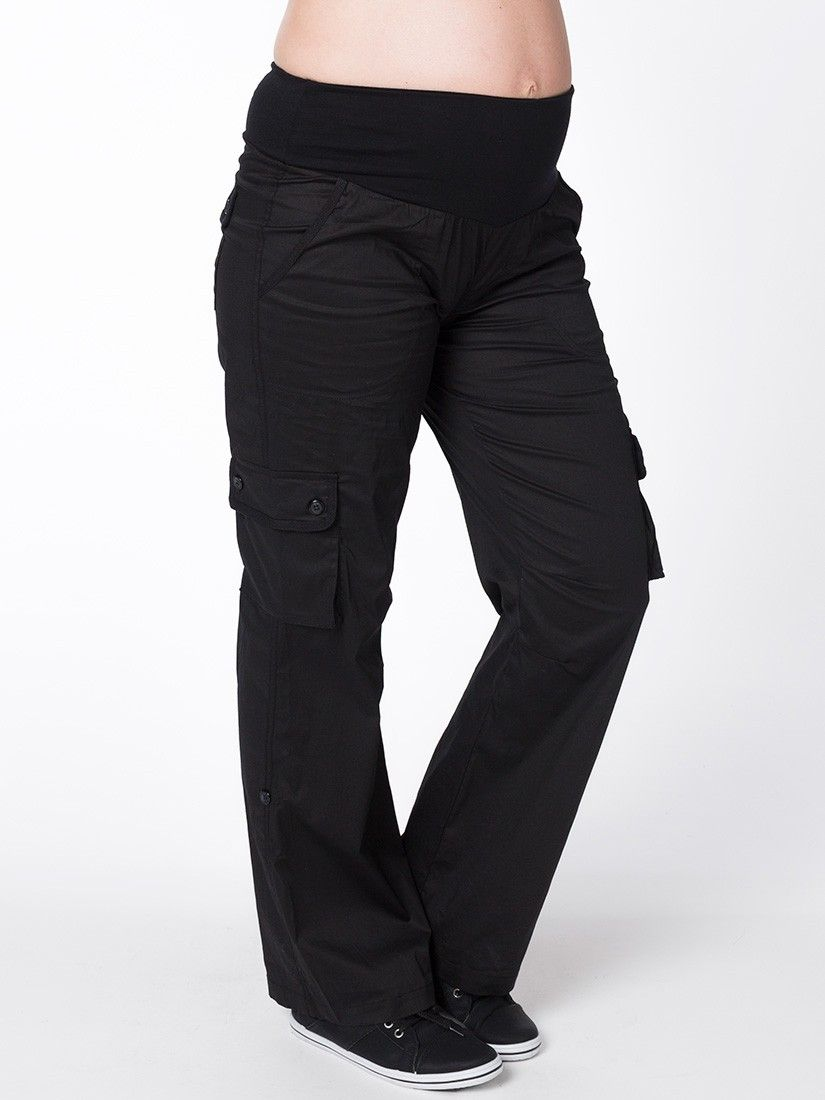 e05b9364de871 Precious Cargo Pants from breastmates.co.nz -- You'll live in these  super-comfortable maternity cargo pants, the perfect choice for when you  need something ...
