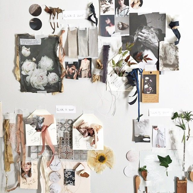 #moodboards