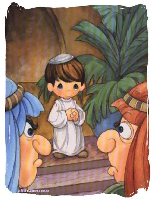 Precious Moments Religioso Ilustraciones