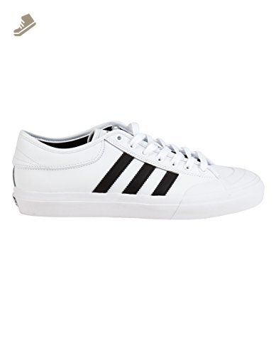 452532479f3 ... better 9d5b4 f26f7 Adidas Skateboarding Unisex Matchcourt Adv  Whiteblackgum Athletic Shoe (7 B( ...