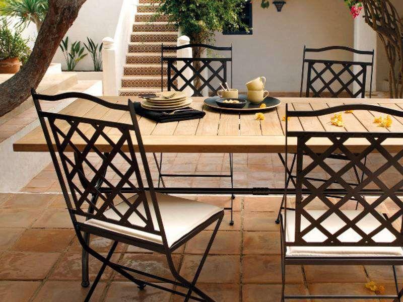 Sedie Da Giardino In Ferro : Arredi giardino in ferro sedia da giardino manutti