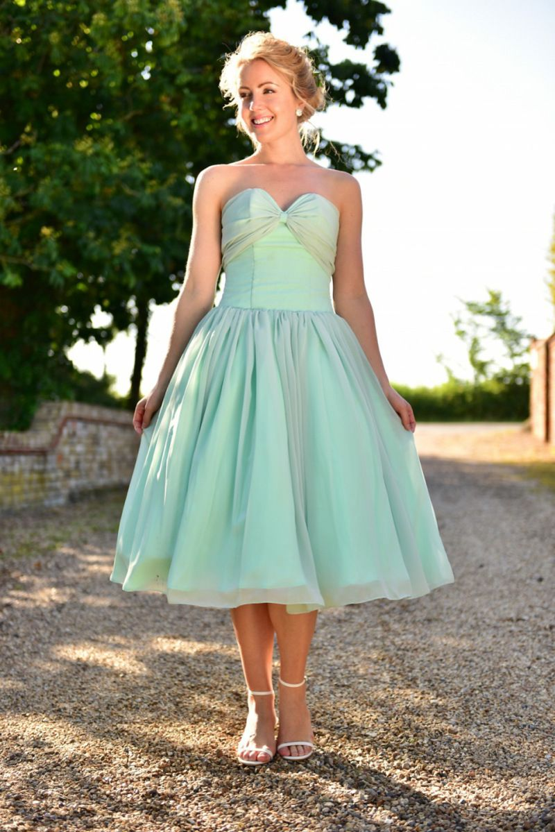 Introducing Elegance 50s – Vintage Inspired Gowns For Brides ...