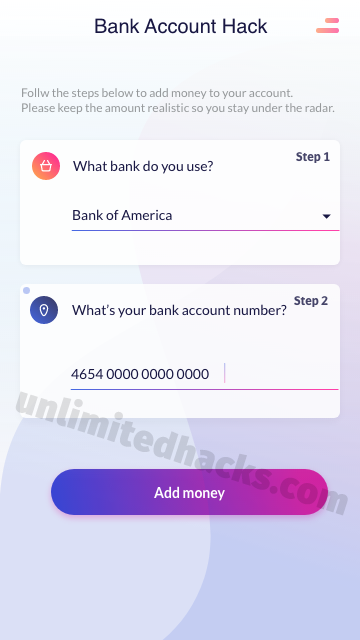 How To Add Money In Bank From Credit Card