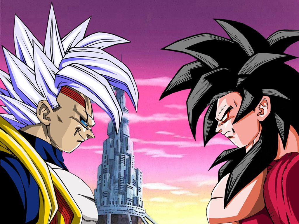 Ss4 Baby Dragon Ball Artwork Anime Dragon Ball Super Dragon Ball Art