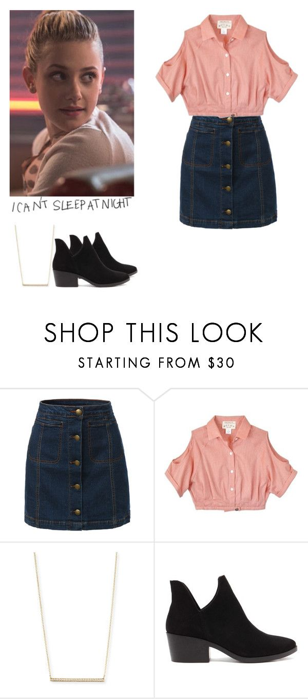 betty cooper night out outfit  riverdale  literary chic