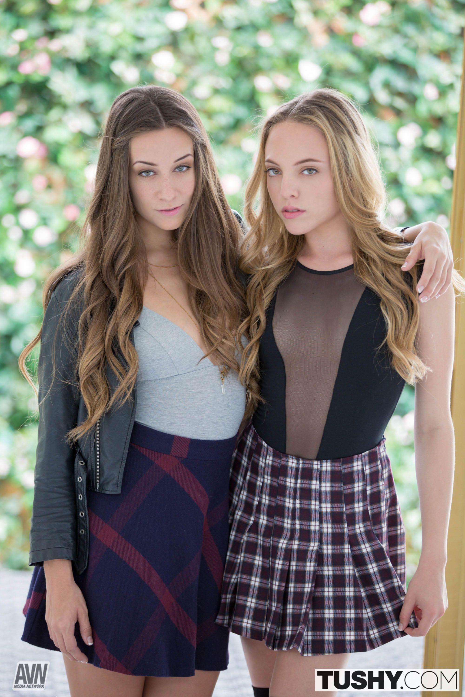 Cassidy Klein And Aubrey Star