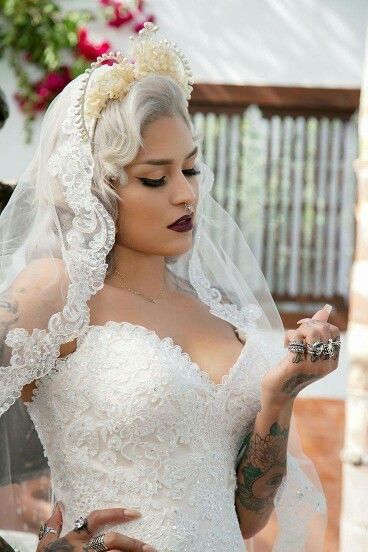 Lora Arellano Latina Wedding Bride Dream Wedding Dresses