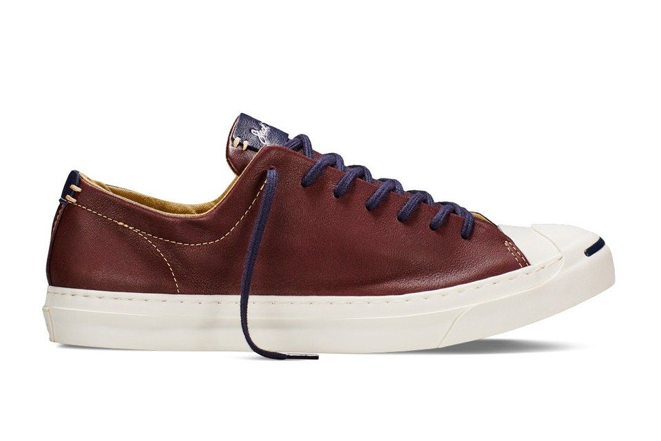 06b59b28571fe4 The Converse Jack Purcell Gets a Luxe
