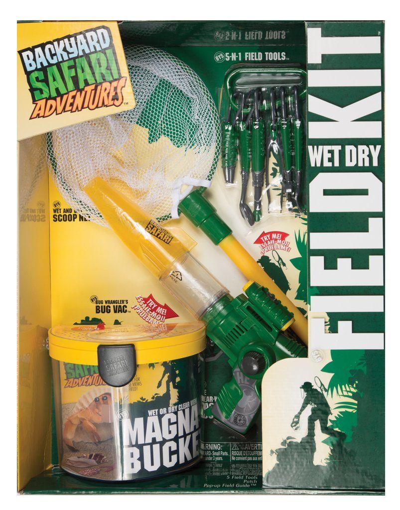 Backyard Safari Toys alex toys backyard safari wet & dry field kit | explorer outdoor