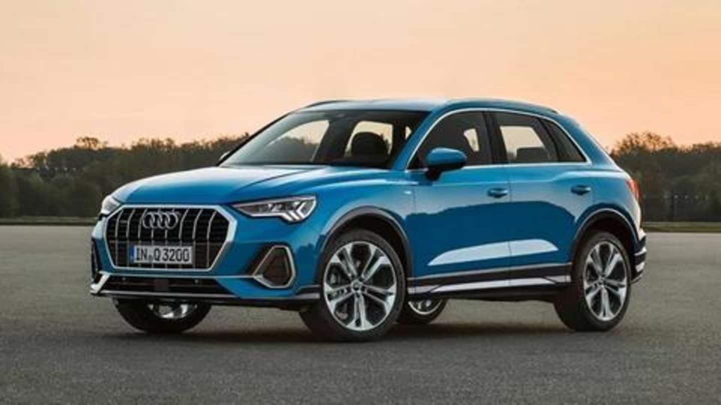 Next Generation Audi Q3 To Launch In India In Early 2020 Audi Q3 Toyota Suv Audi