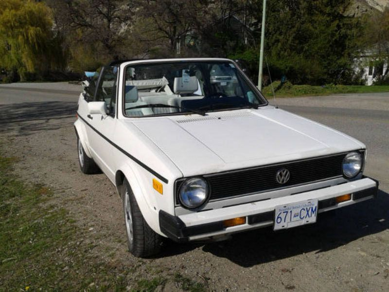 VW Cabriolet - Just like Cindy Mancini\'s. Over 20 years later I ...