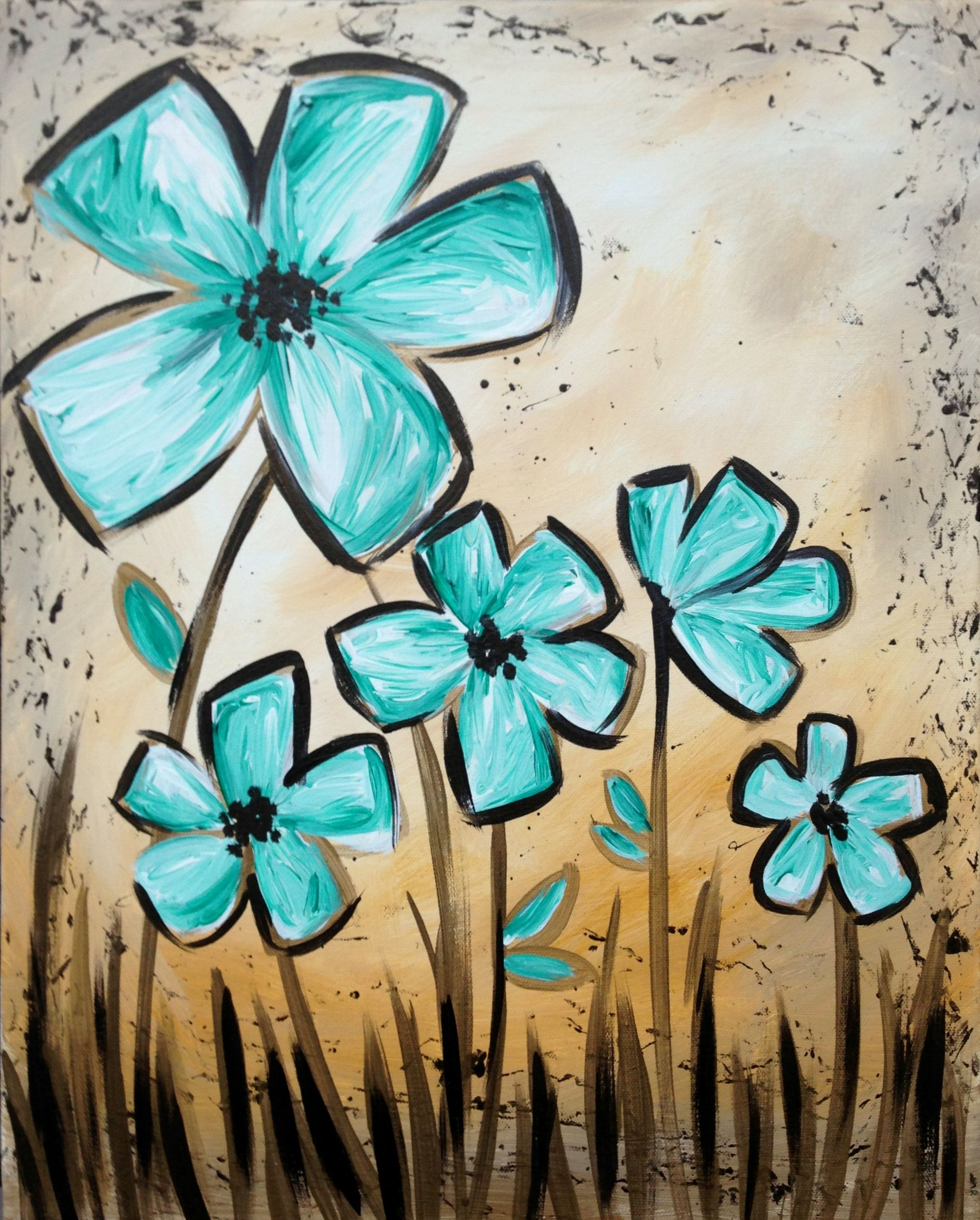 Rustic Canvas Painting Ideas Rustic Garden Large Painting Ideas
