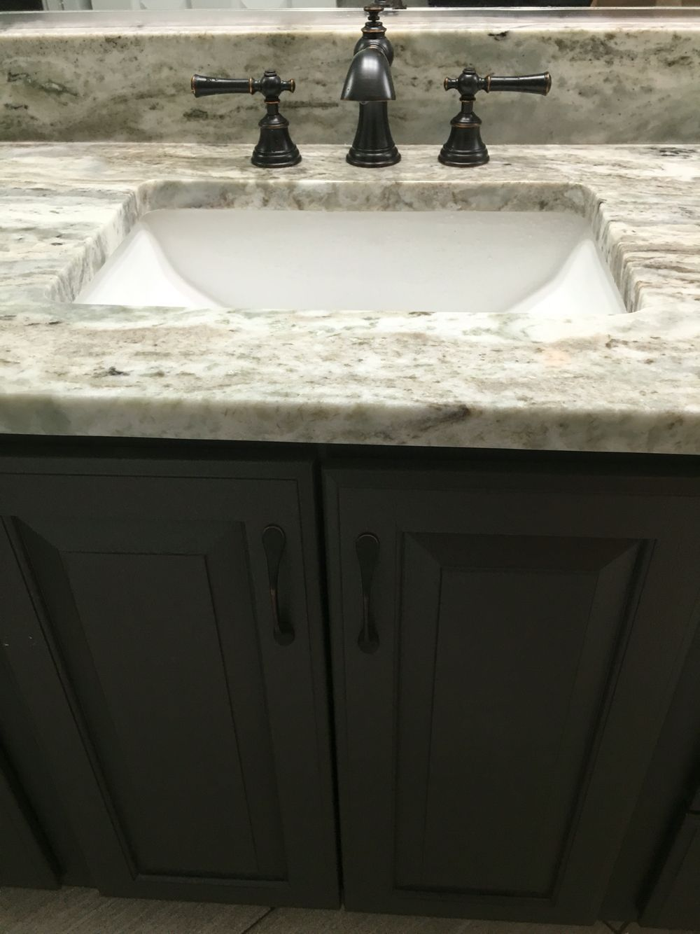 Fantasy Brown Granite Bathroom With Images Tub To Shower