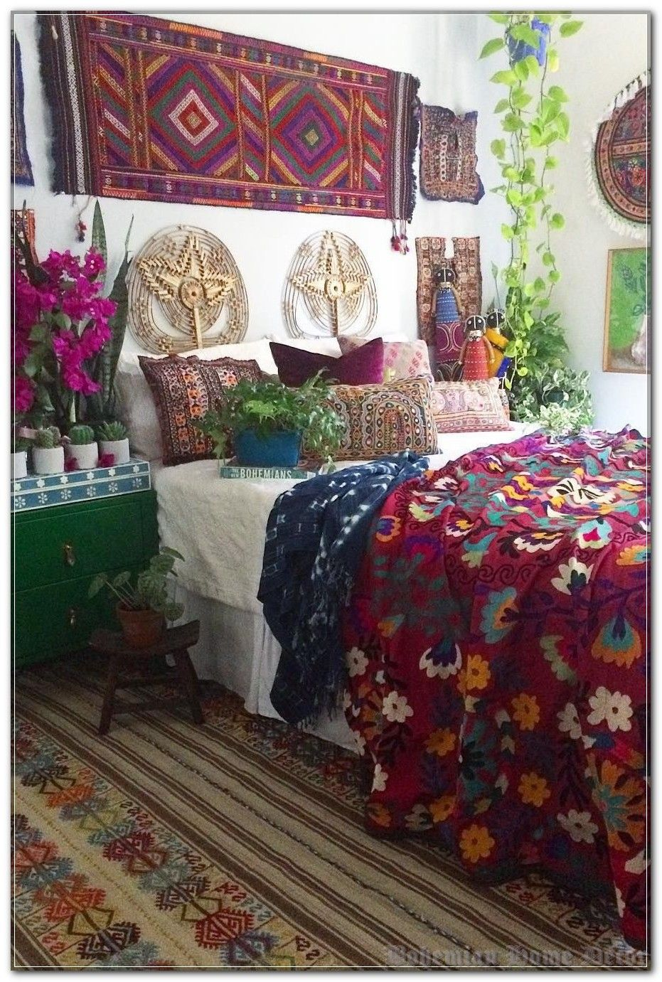 10 Things I Wish I Knew About Bohemian Home Decor