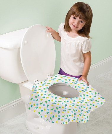 Take a look at this Keep Me Clean Potty Protectors - Set of 40 by Summer Infant on #zulily today!