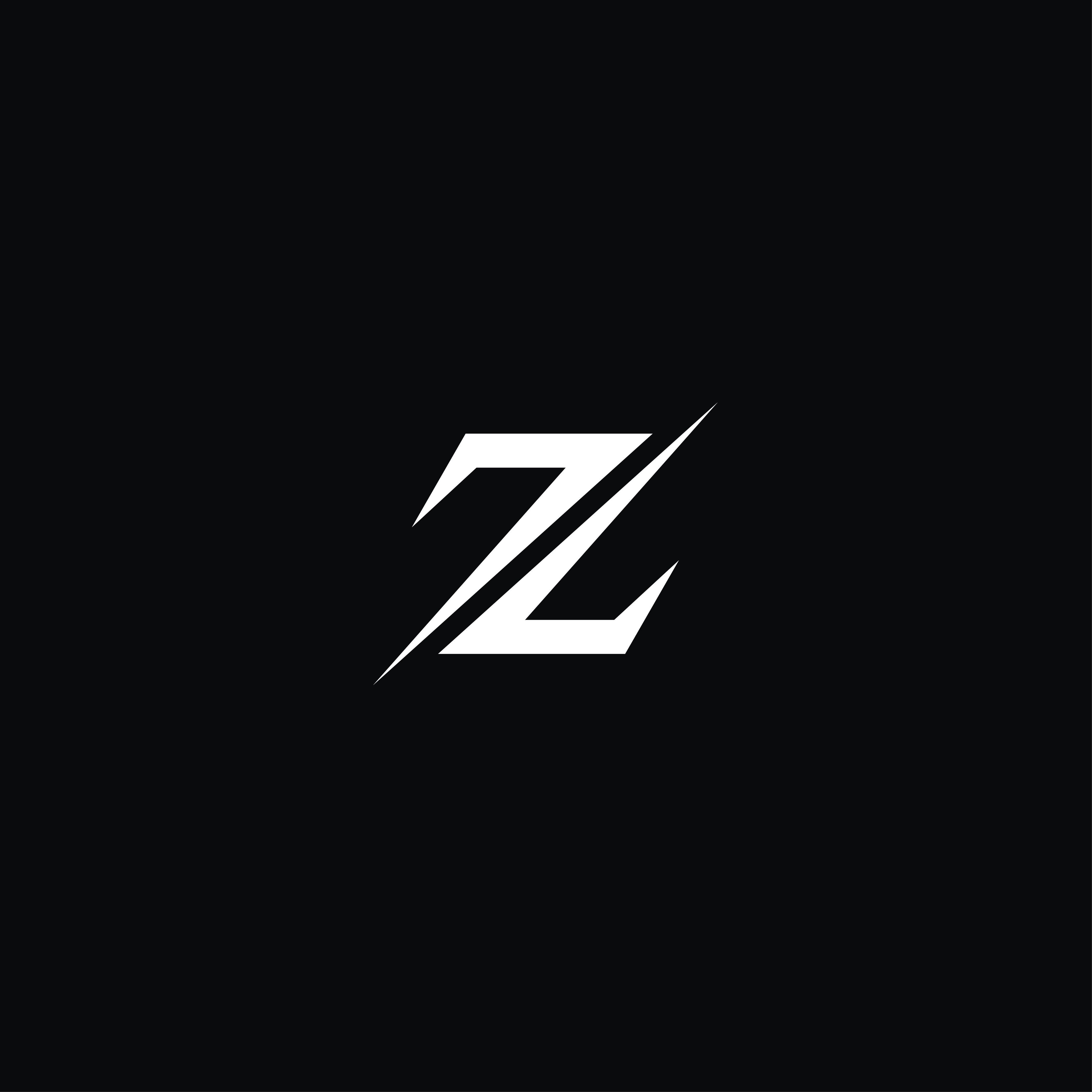 Download Creative letter Z logo concept design templates