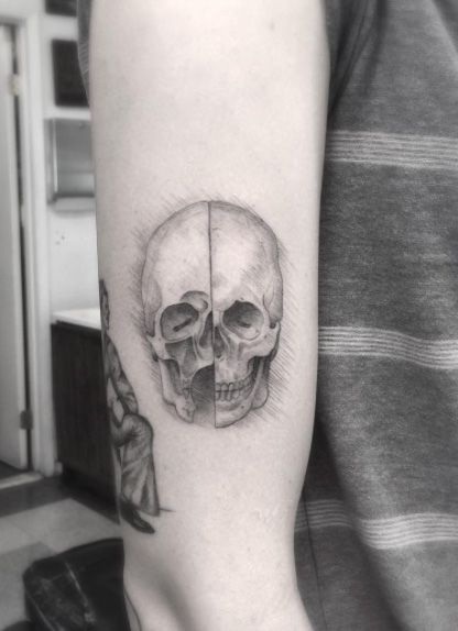 3086a0371 The Coolest Skull Tattoos You'll Ever See (50 PHOTOS | Tatooos ...