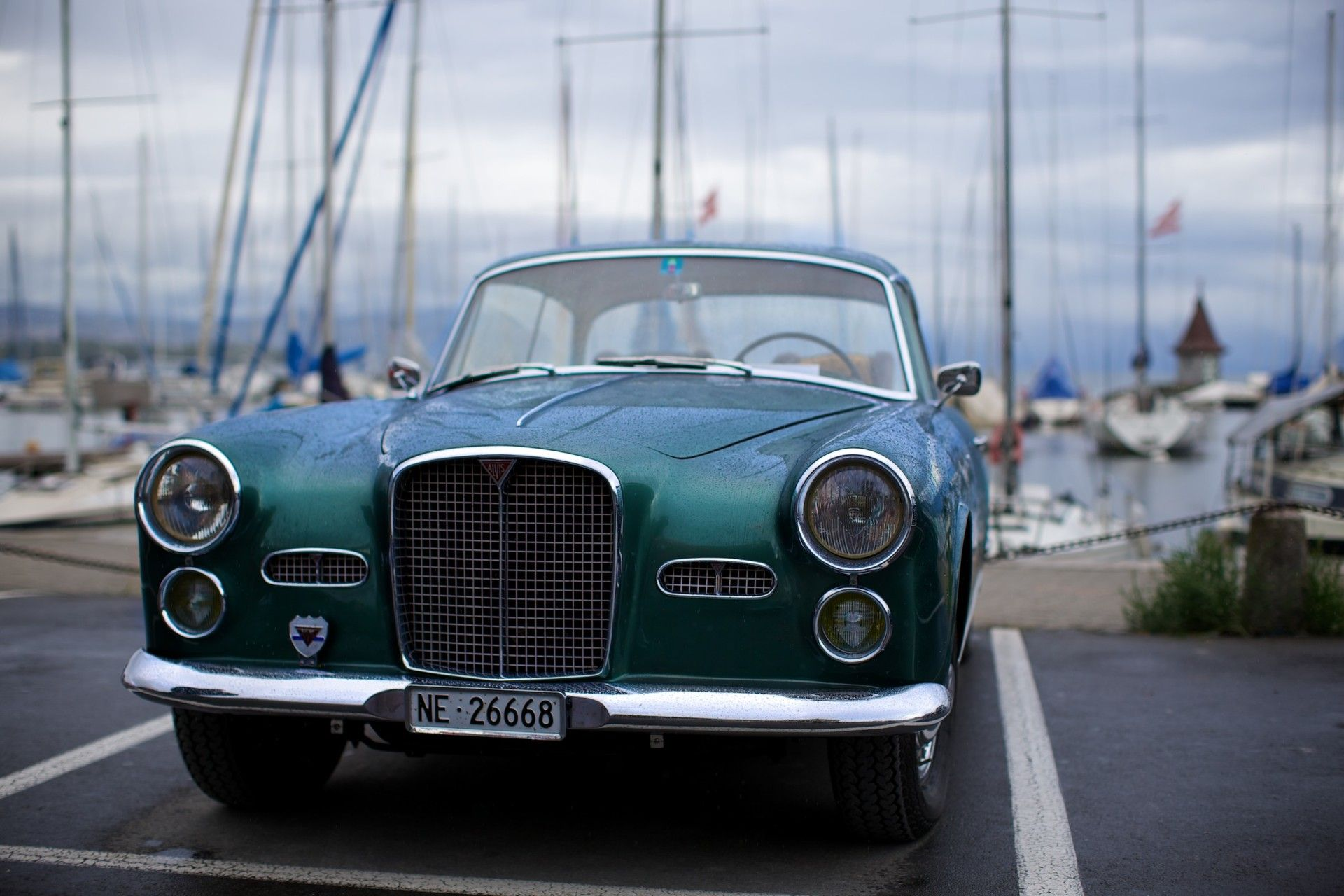 Morges 22nd Swiss Classic British Car Meeting With Images