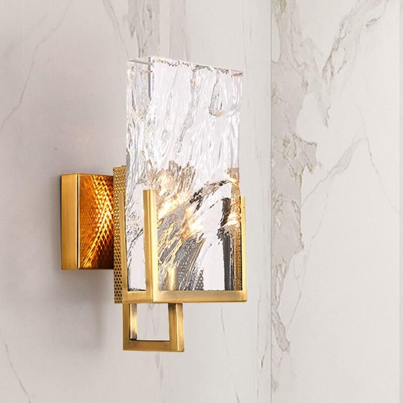 Modern Led Wall Lamps Bedroom Bedside Lighting Decorative Wall