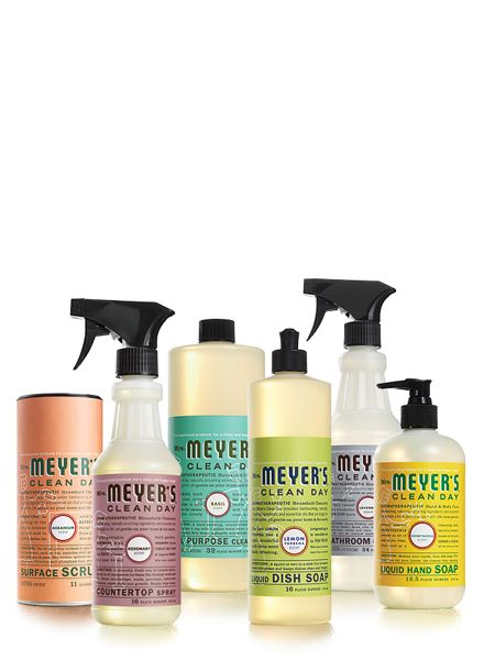 Mrs Meyer S Cleaning Products I Ve Tried The Lavender
