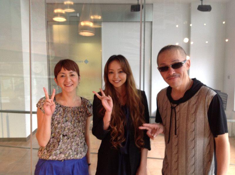 Radio / 2012 / 2012-06-19 - FM Fukuoka 'Super Radio Monster Raji*Gon'   Namie Amuro Gallery - Toi et Moi V4