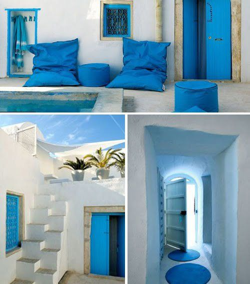 Tunisian houses