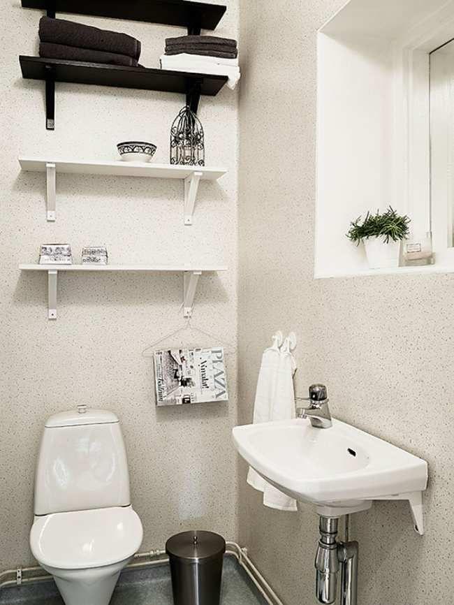 trucos para decorar baños pequeños Baños Pinterest Decoration