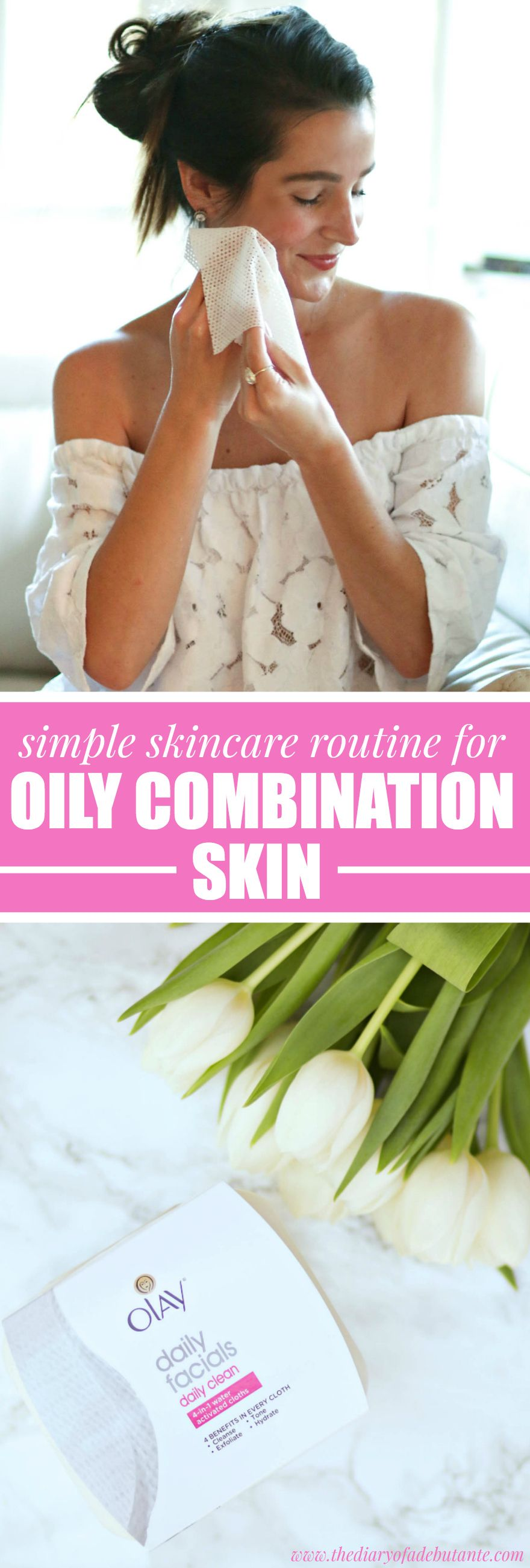 Best Face Wash for Oily Combination Skin from Olay