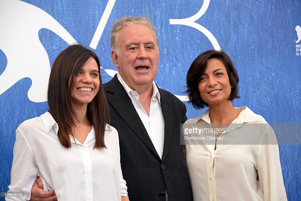 Robinu premiere 73rd venice film festival film