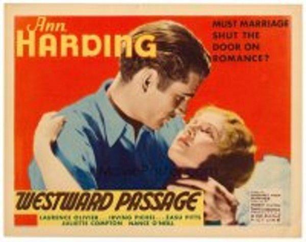 Westward Passage (1932)