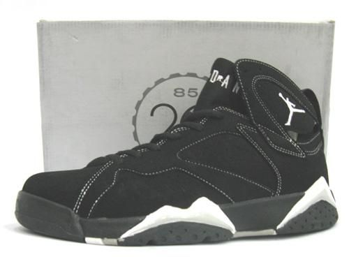 http://www.myjordanshoes.com/air-jordan-7-retro-black-white-p-281.html Only$66.40 AIR #JORDAN 7 #RETRO BLACK WHITE Free Shipping!
