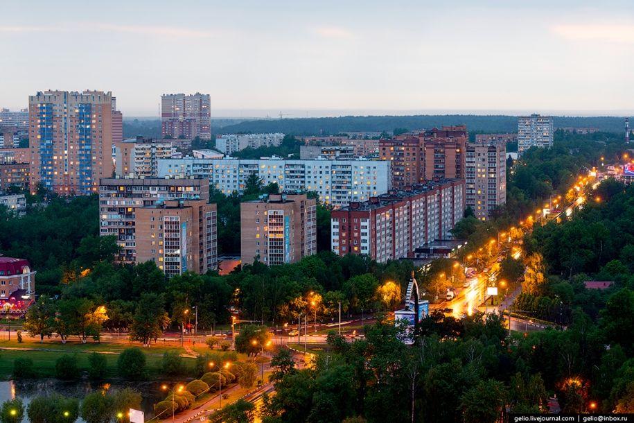 Одинцовский район в Московской области | Обои