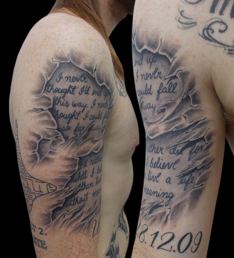 Henna Tattoo Galveston Tx: Daniel Gagliardi, Artista Do Estúdio W Tattoo E Piercing