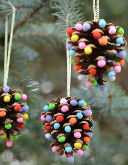 Ornament 20 Of The Best Pinecone Crafts For Christmas
