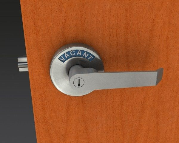 Having Some Issues With The Bathroom Facilities Door Locks At Your Business Property We Can Help With That Too Occup Door Handles Privacy Lock Bathroom Style