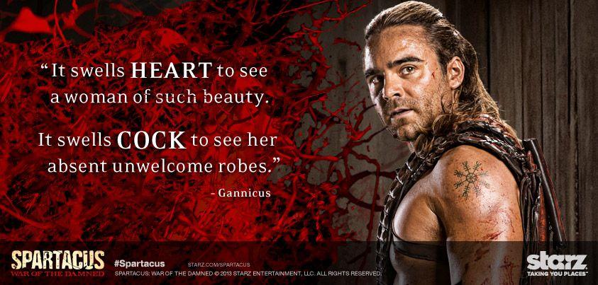 Spartacus - A STARZ Original Series - Extras | Spartacus | Pinterest ...